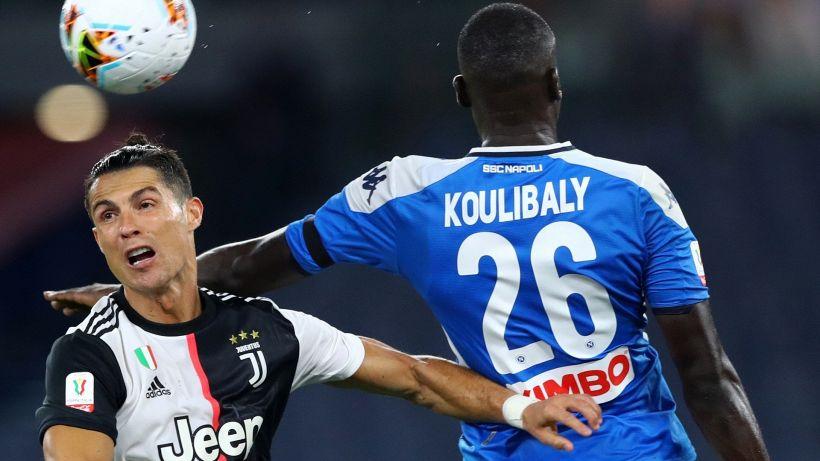 Supercoppa, Juventus-Napoli: le probabili formazioni