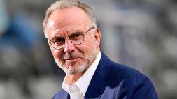 Lazio-Bayern Monaco, Karl-Heinze Rummenigge elogia Ciro Immobile