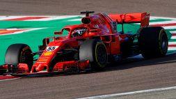 F1, Ferrari: Carlos Sainz emozionato dopo il debutto