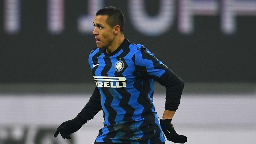 Inter, novità sulle condizioni di Alexis Sanchez