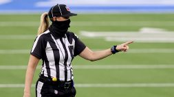 NFL è storia: Thomas primo arbitro donna del Super Bowl