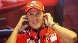 Michael Schumacher: le rivelazioni di Sabine Kehm
