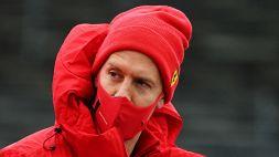 F1, Vettel: Quel grande dubbio dopo l'addio in Ferrari