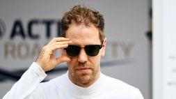F1: Iniziata ufficialmente l'avventura di Vettel in Aston Martin