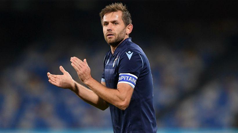La Lazio ritrova il suo capitano: Lulic inserito in lista