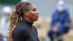 Wimbledon, Serena Williams si sfoga dopo l'infortunio