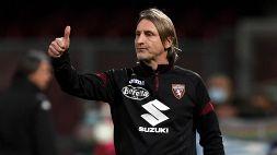 Serie A: Benevento-Torino 2-2, le foto
