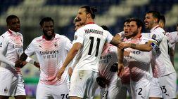 Serie A: Cagliari-Milan 0-2, le foto