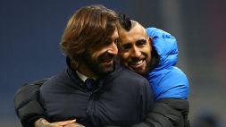 Serie A: Inter-Juventus 2-0, le foto