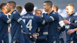 Serie A: Juventus-Bologna 2-0, le foto