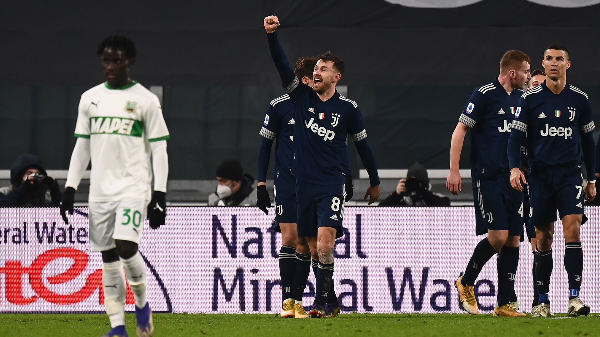 Serie A: Juventus-Sassuolo 3-1, le foto - Serie A: Juventus-Sassuolo 3-1,  le foto   Virgilio Sport