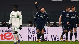 Serie A: Juventus-Sassuolo 3-1, le foto