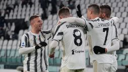 Serie A: Juventus-Udinese 4-1, le foto