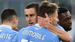 Serie A: Lazio-Fiorentina 2-1, le foto