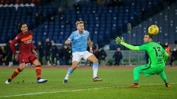 Serie A: Lazio-Roma 3-0, le foto