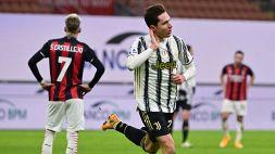 Serie A: Milan-Juventus 1-3, le foto