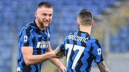Serie A: Roma-Inter 2-2, le foto