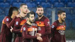 Serie A: Roma-Sampdoria 1-0, le foto