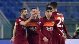 Serie A: Roma-verona 3-1, le foto
