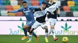 Serie A: Udinese-Atalanta 1-1, le foto