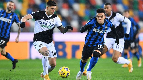 Serie A: Udinese-Inter 0-0, le foto