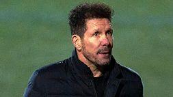"""Milan-Atletico Madrid, Simeone: """"Dobbiamo solo essere noi stessi"""""""