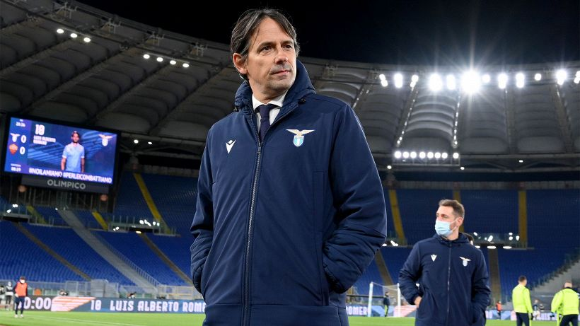 """Atalanta-Lazio, Inzaghi: """"Meritavamo la semifinale, Alberto e Musacchio da valutare"""""""