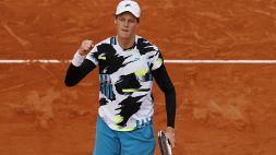 "Panatta applaude Sinner: ""Suo tennis universale, nel 2021 nella top 10"""