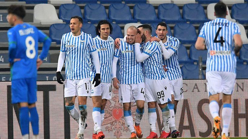 Sassuolo-SPAL 0-2: Sorpresa al 'Mapei Stadium', espulso Djuricic