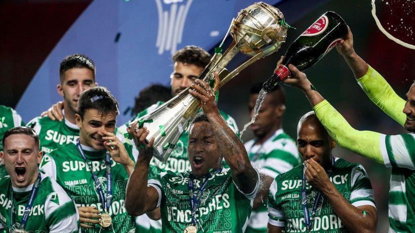 Rossi e risse: Coppa di Lega portoghese allo Sporting