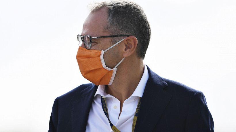 """F1, Domenicali: """"Coronavirus? Ci sono le condizioni per correre in sicurezza"""""""