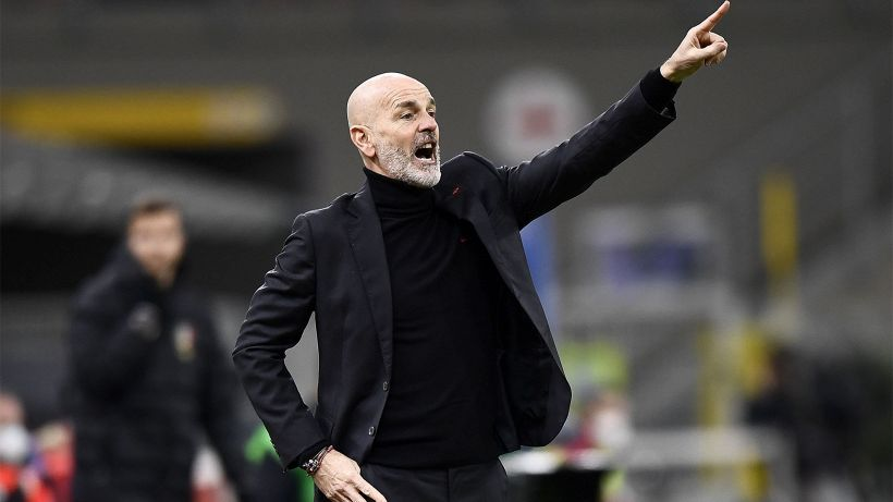 Inter-Milan, Stefano Pioli laconico sul rosso a Zlatan Ibrahimovic
