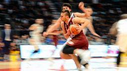 Basket LBA: Tonut MVP della 14a giornata