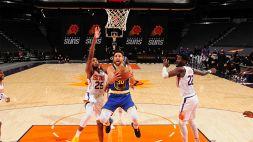NBA, Golden State Warriors, Steph Curry spiega il motivo delle recenti sconfitte