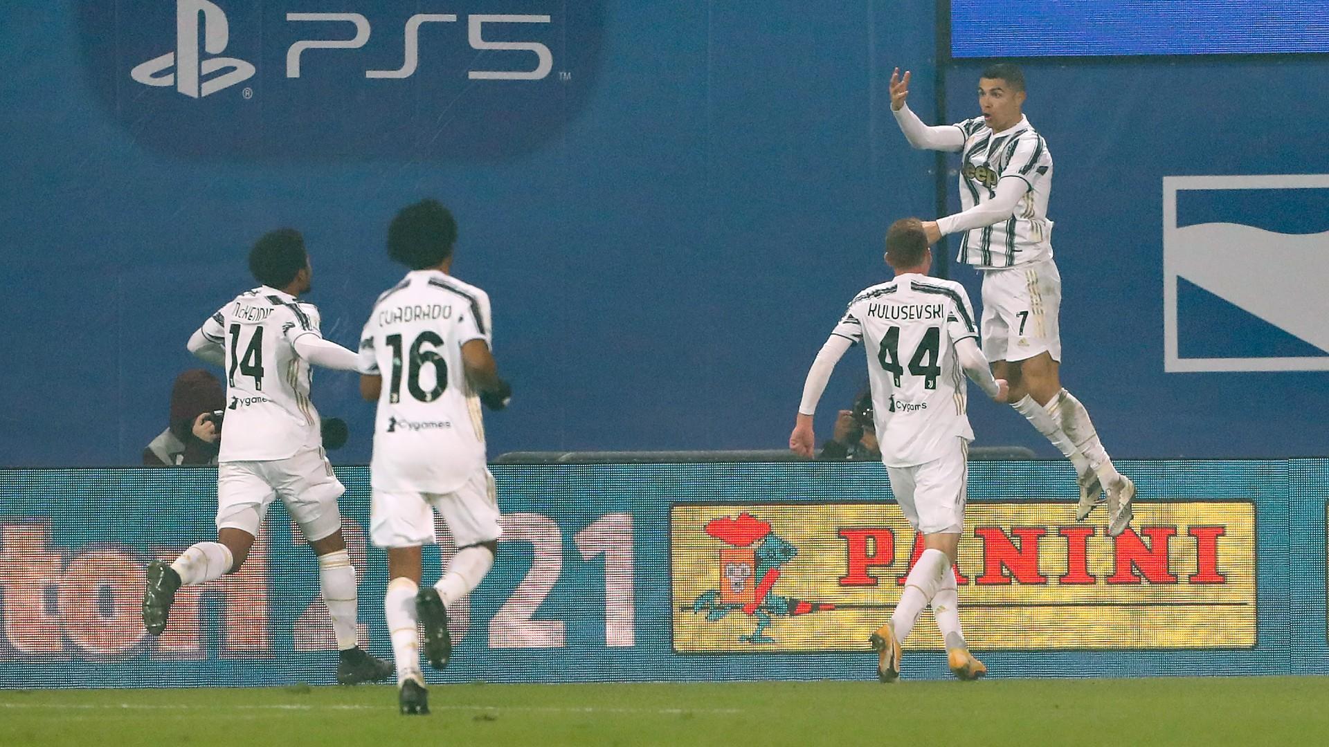 Supercoppa: Juventus-Napoli 2-0, le foto - Supercoppa italiana: Juventus-Napoli  2-0, le foto | Virgilio Sport