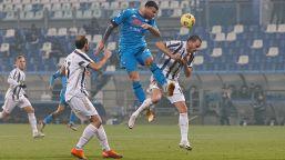 Supercoppa italiana: Juventus-Napoli 2-0, le foto