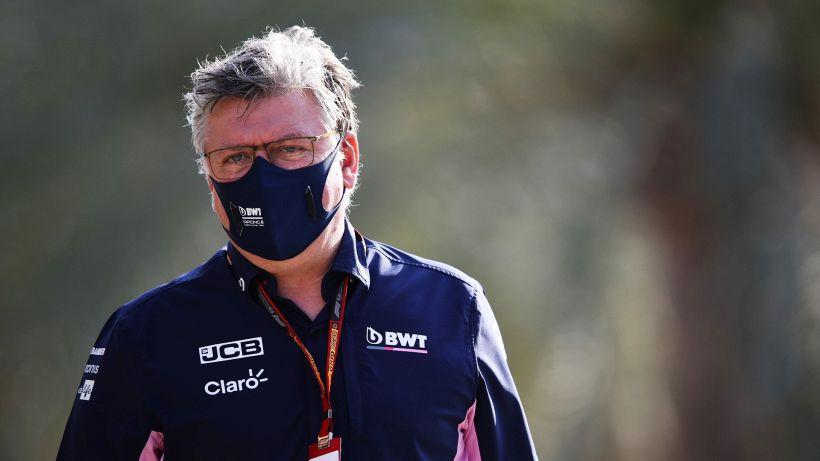 F1: Il grande obiettivo dell'Aston Martin per il 2021