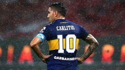 """Argentina, Boca campione ma Tevez non si ritira: """"Voglio la Libertadores"""""""