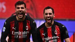 Cagliari-Milan: Calhanoglu e Theo Hernandez verso il rientro