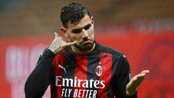 "Milan: ""Krunic e Rebic negativi, Theo Hernandez falso positivo"""