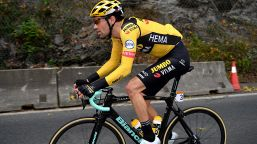 Ciclismo, Tom Dumoulin si prende una pausa