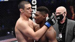 UFC: Di Chirico devastante, le foto della vittoria