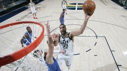 NBA: Jazz e Lakers rialzano la testa, ok San Antonio