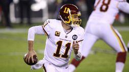 NFL; Washington brinda con un record negativo