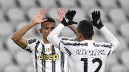 Juventus, Alex Sandro e Danilo parlano della loro amicizia