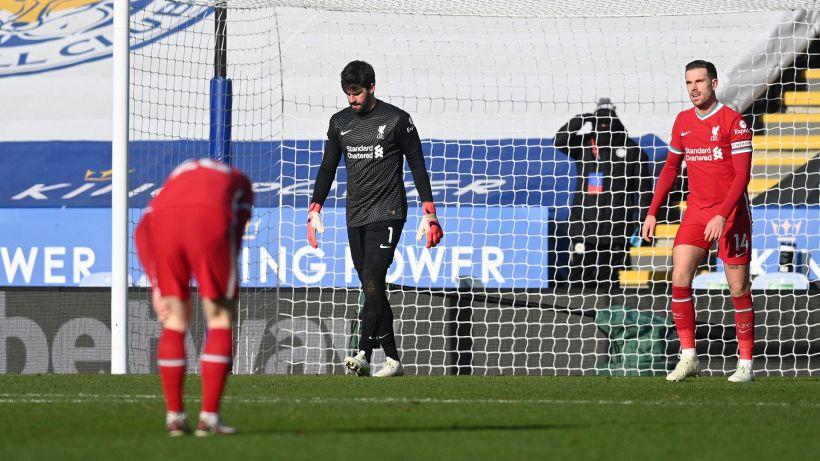 Liverpool, scoppia il caso Alisson: i tifosi rivedono in lui Karius