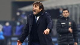 """Il monito di Conte all'Inter: """"La Juve non ha bisogno di certi regali"""""""