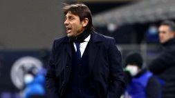 """Conte, tutto per l'Inter: """"Me l'avevano sconsigliata, voglio lavorare qui a lungo"""""""