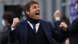 Inter, meno dubbi sul futuro: lungo abbraccio Conte-Zhang