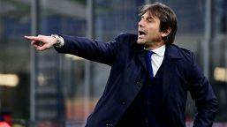 """Inter, Antonio Conte: """"Abbiamo alzato il livello"""""""